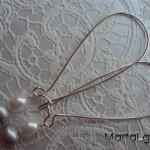 Σκουλαρίκια Pearlfly