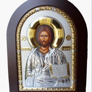 Εικόνα Χριστός Θεού Σοφία 15Χ21 3