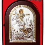 Εικόνα Άγιος Γεώργιος 17Χ23 1